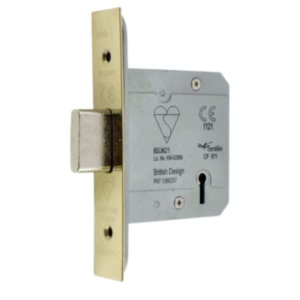 lock mechanism with Kitemark